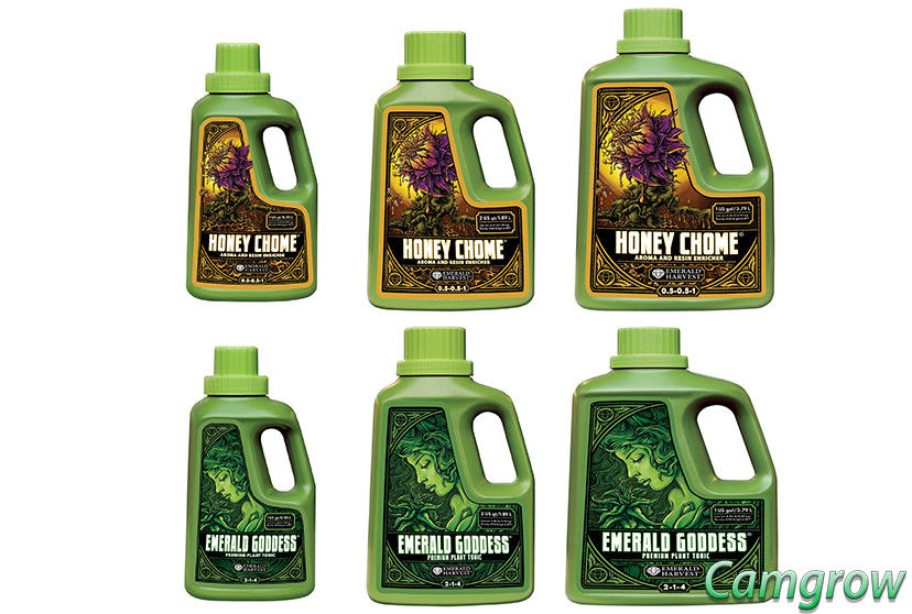 Emerald Harvest – Honey Chome – Emerald Goddess – Aroma & Resin Enricher Booster