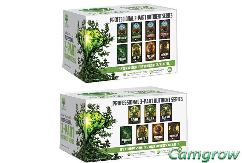 Emerald Harvest – Cali Pro Kick 2 Part Starter Kit & 3 Part GMB Starter Kit