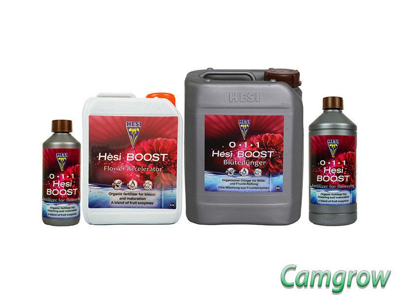 Hesi – Boost – Flowering Boost Accelerator Hydroponics 500ml ,1L, 2.5L , 5 Litre