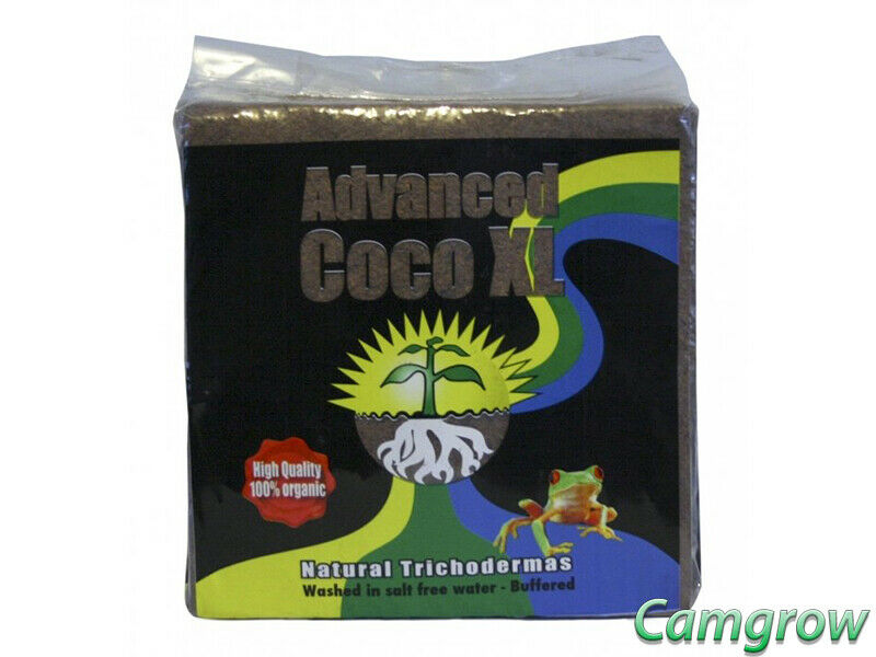 Advanced Natural Power Coco XL 70L – Coco Coir Soil Indoor & Outdoor Hydroponics