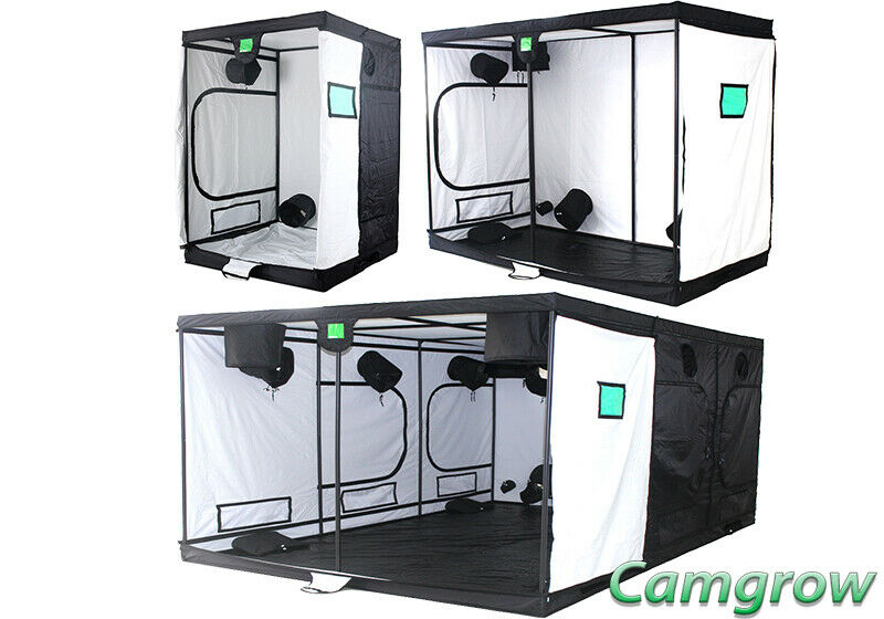 Bud Box Pro  XL,XXL, & Titan 2 – White Lining  Grow Room Tents Hydroponics