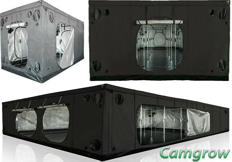 Mammoth Elite Tents – HC 480L, 600L, 900L & 1200L –  X Large Grow Room Tents